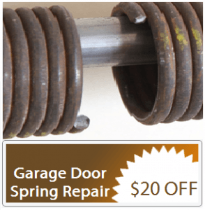 Broken Spring repair fitchburg
