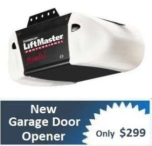 Garage-Door-Opener repair
